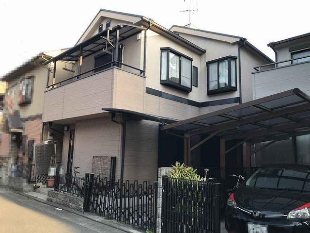 大阪府八尾市志紀町西