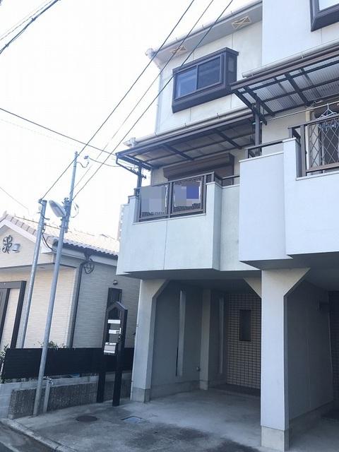 大阪府八尾市安中町