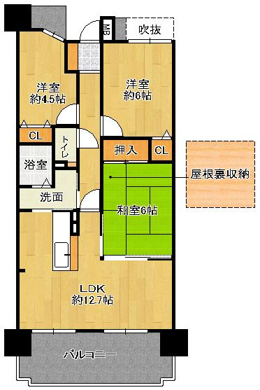 メゾンド-ルラ-バン和泉1番館