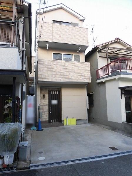 大阪府高石市綾園