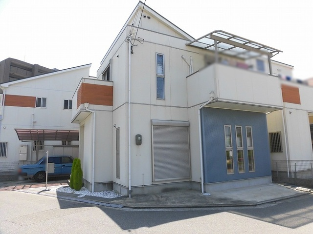 大阪府堺市北区長曽根町