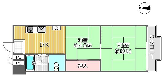 ロ-ズコ-ポ新大阪第一