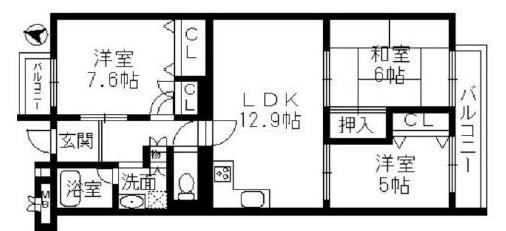 鈴蘭泉台第2ハウス4号棟