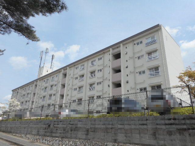 渦ヶ森コ-ポ6号館