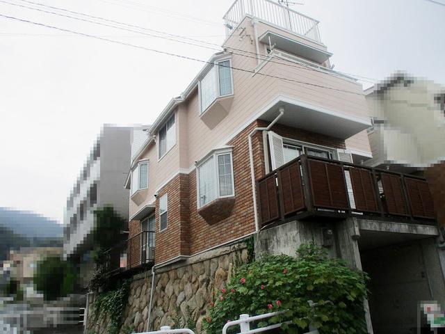 兵庫県神戸市灘区篠原本町