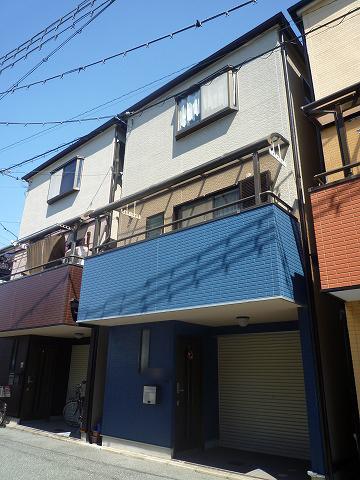 兵庫県尼崎市田能