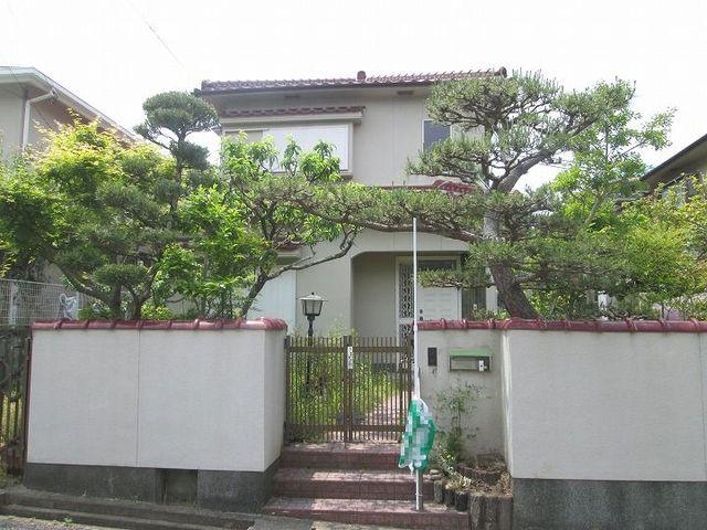 兵庫県神戸市須磨区東白川台