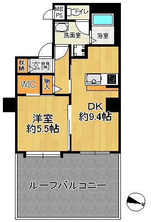 水木通ガ-デンハイツ