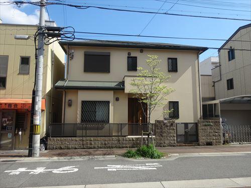 兵庫県神戸市兵庫区松本通