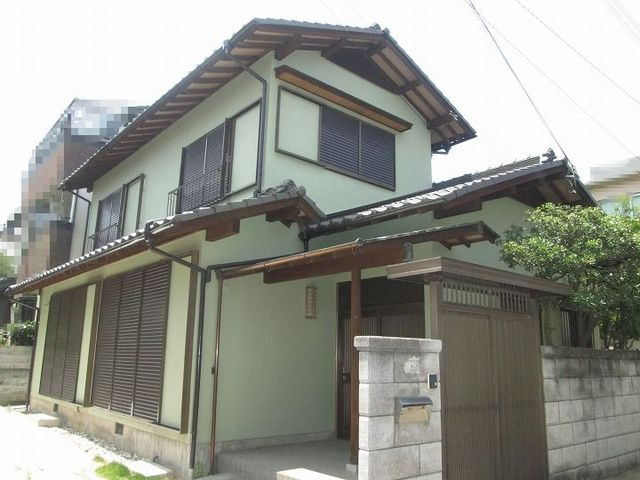 兵庫県神戸市垂水区王居殿