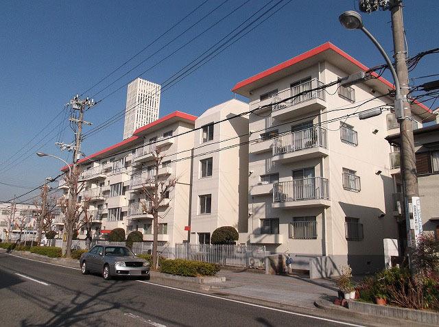 香枦園パ-クマンション
