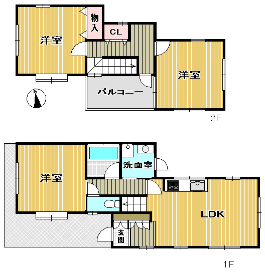 兵庫県川西市笹部