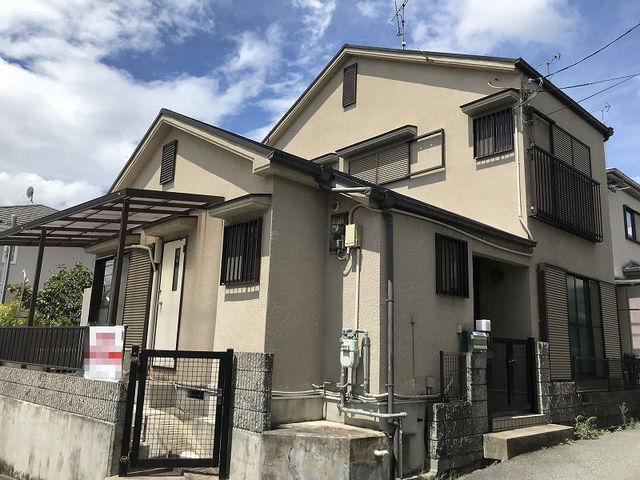 兵庫県川西市東多田