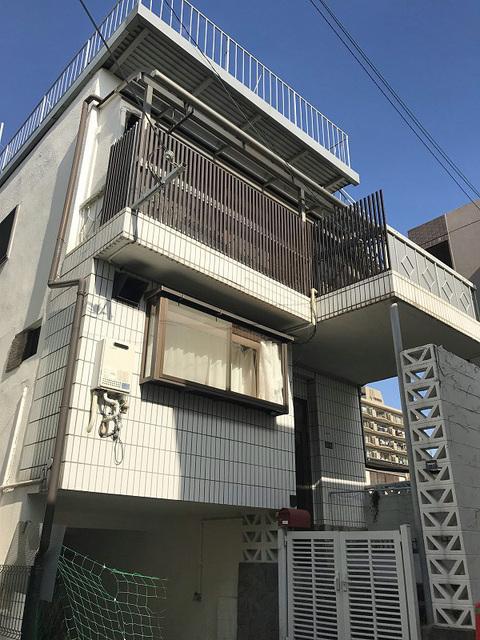 兵庫県神戸市中央区籠池通