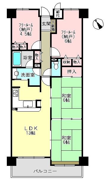 ファミ-ルハイツ加古川壱番館