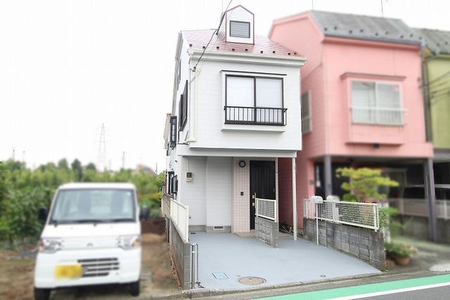東京都狛江市駒井町