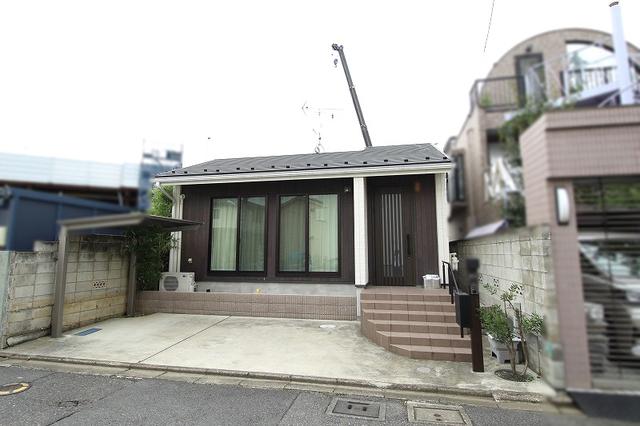 東京都調布市緑ケ丘