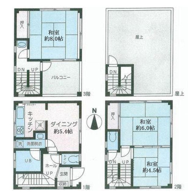 東京都荒川区東尾久