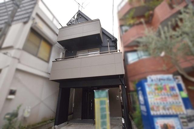 東京都板橋区南常盤台
