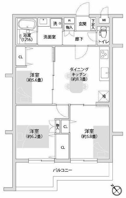 MAC北戸田コ-ト