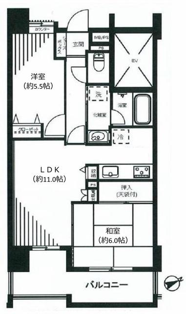 東建ニュ-ハイツ朝霞台