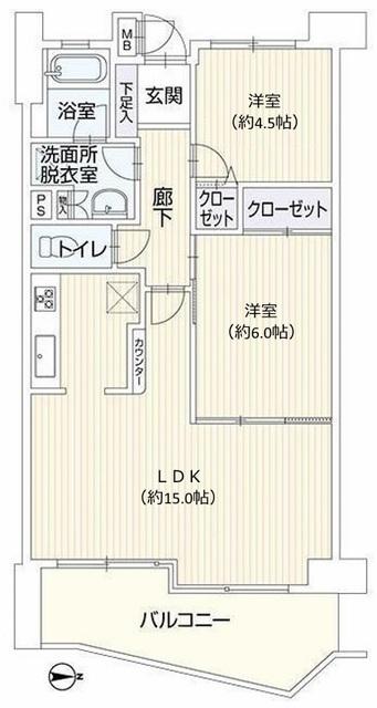 グリ-ンコ-ポ北戸田