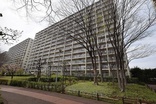 志木ニュ-タウン中央の森参番街7号棟