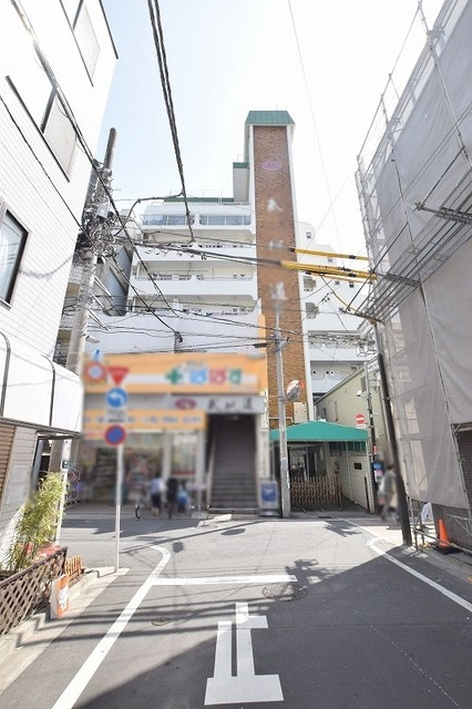 神楽坂サニ-マンション