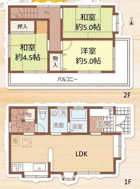 東京都八王子市長沼町