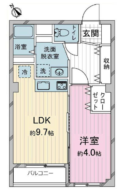 豊田第3コ-ポラス