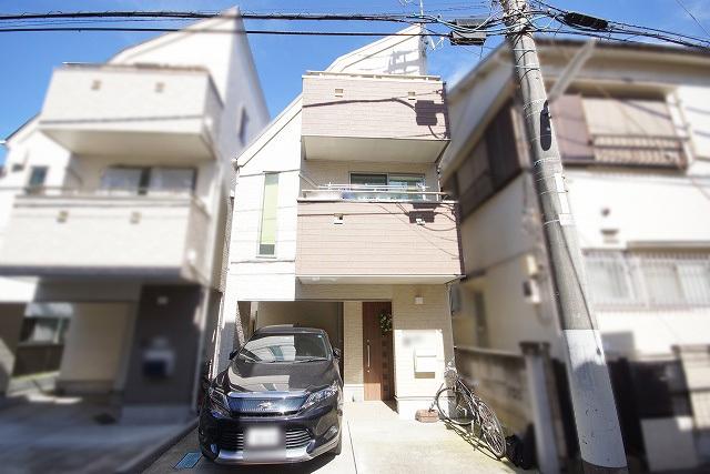 東京都葛飾区お花茶屋