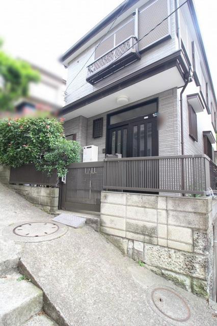 東京都板橋区若木
