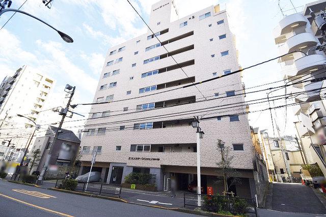 セブンスタ-マンション東中野