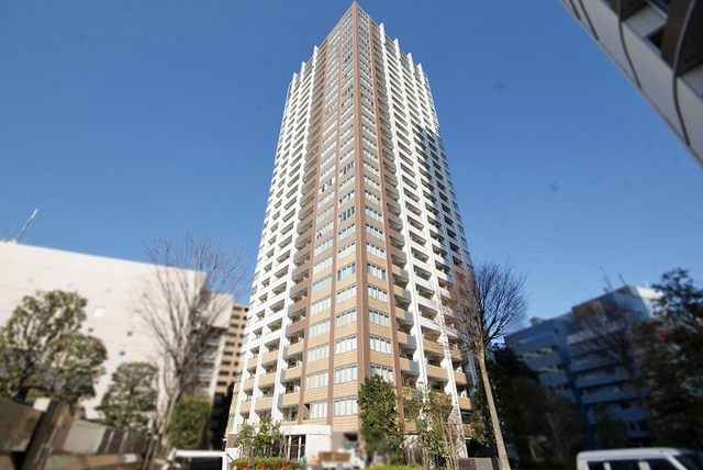 武蔵野タワ-ズスカイクロスタワ-