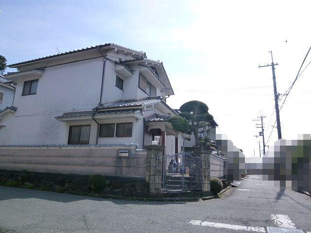 奈良県生駒郡斑鳩町服部