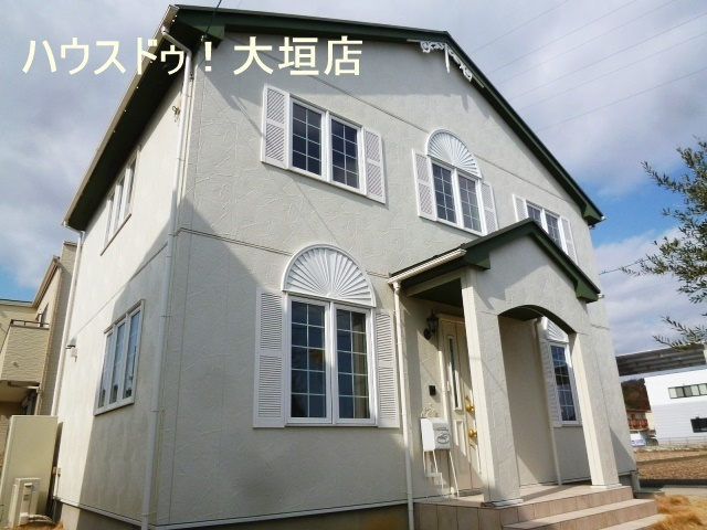 岐阜県大垣市赤坂町