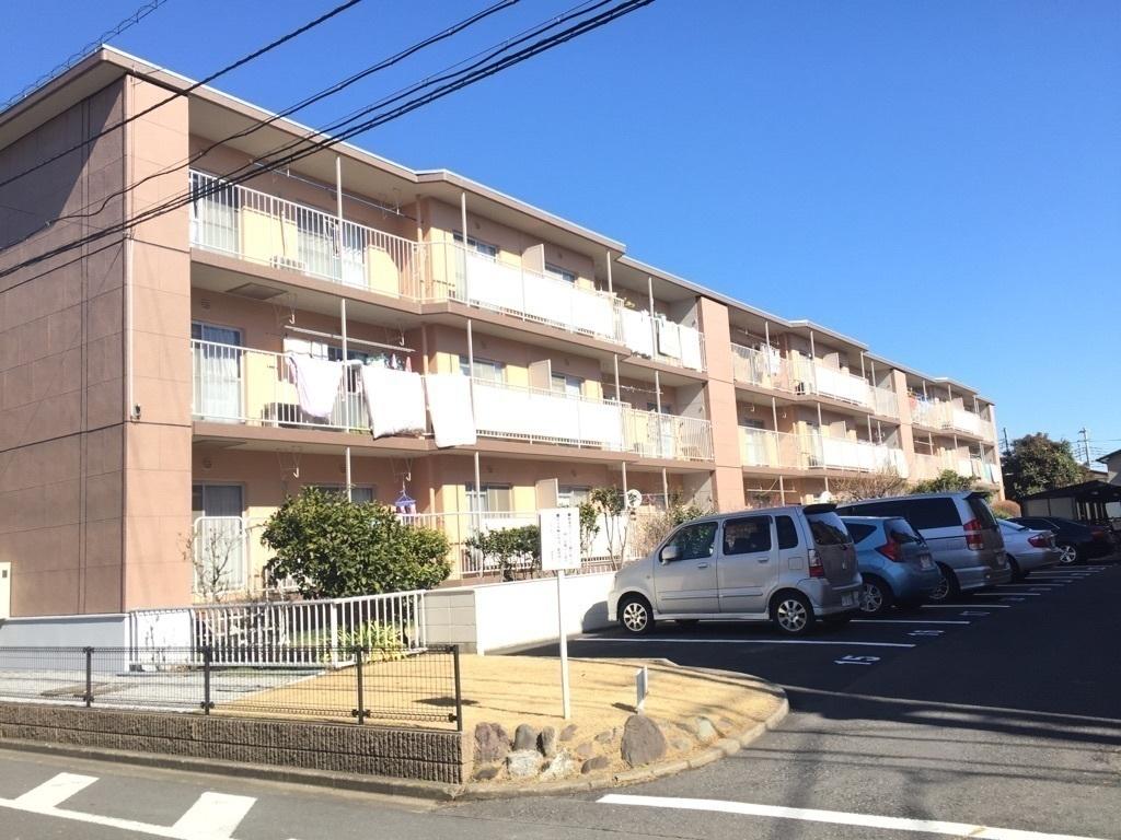 江戸川台グリ-ンハイツ 3号棟
