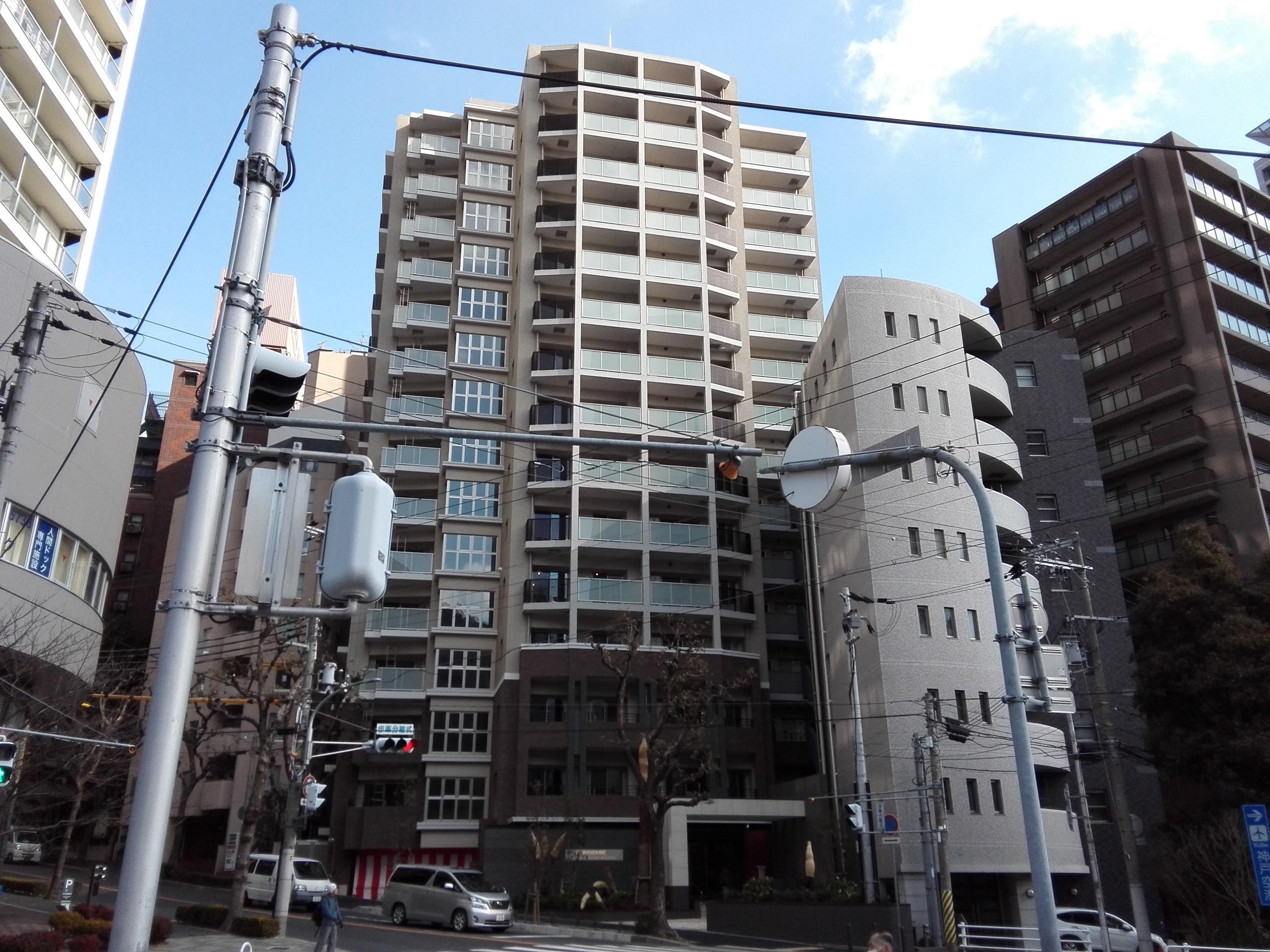 ワコ-レ新神戸マスタ-ズレジデンス