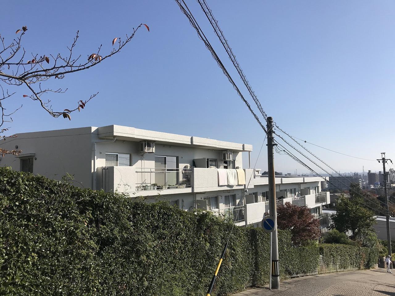 御幸山パ-クマンション