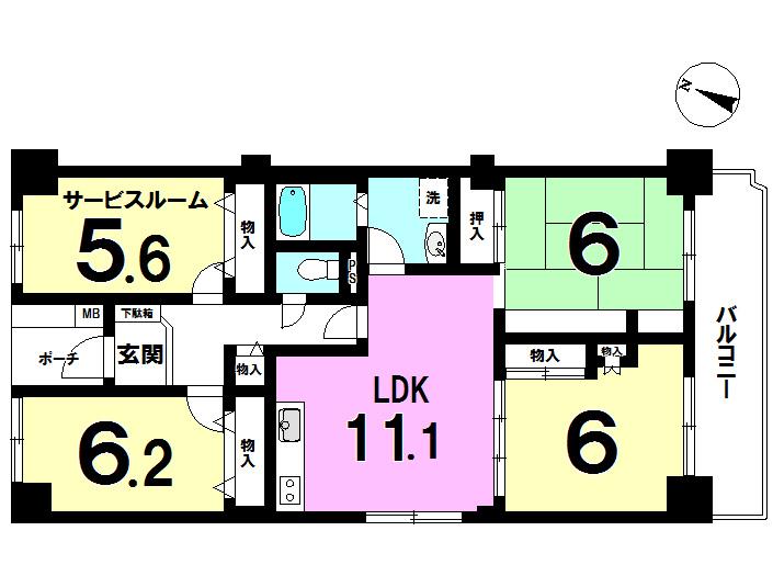 東武サンライトマンションさつき