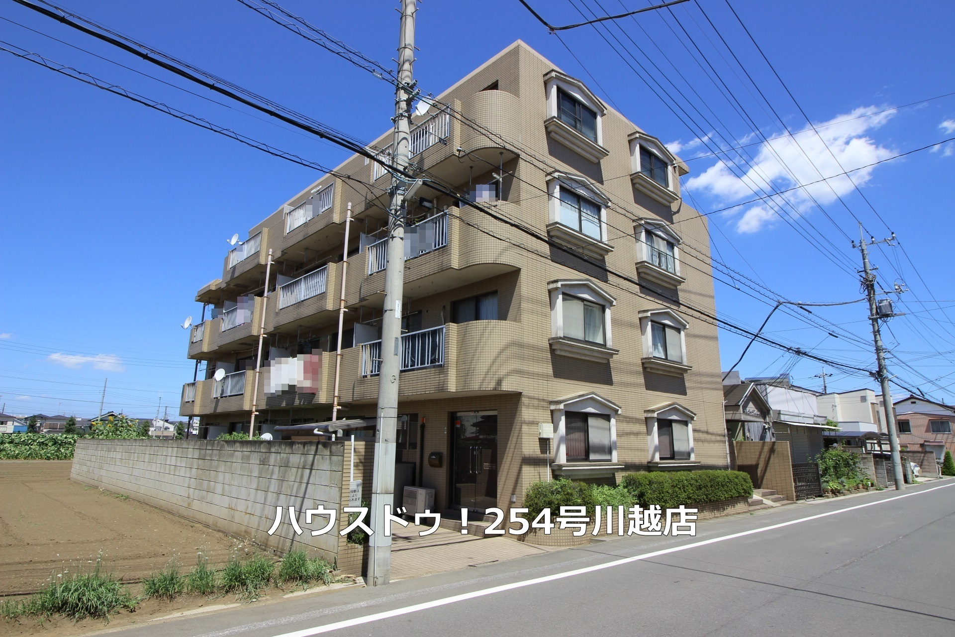 ロイヤルガ-デン上福岡