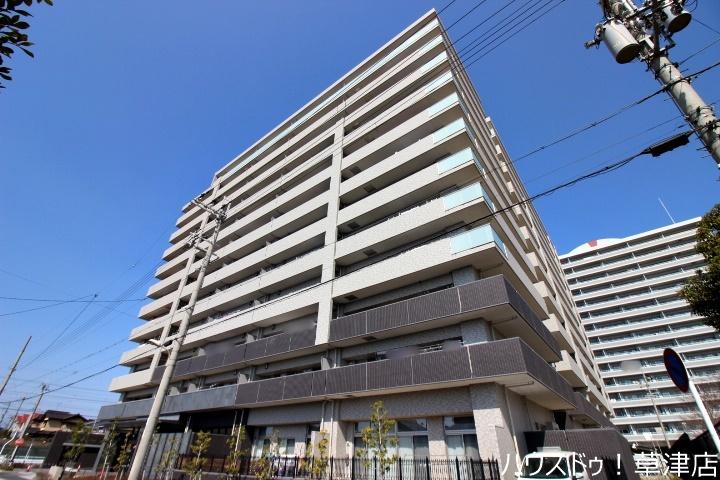 エスリ-ド栗東駅前パ-クレジデンス