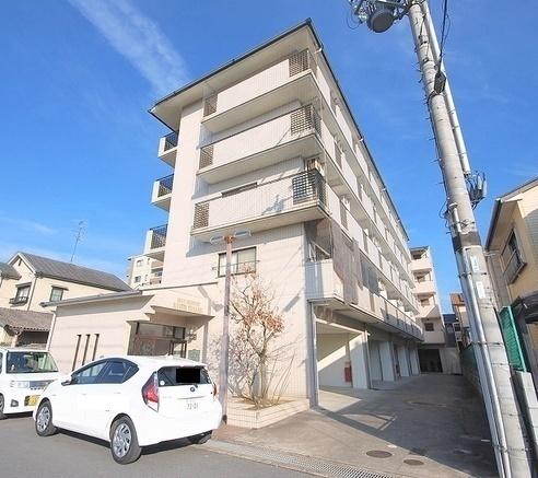 中古マンション ホ-ユウコンフォルト京都田辺