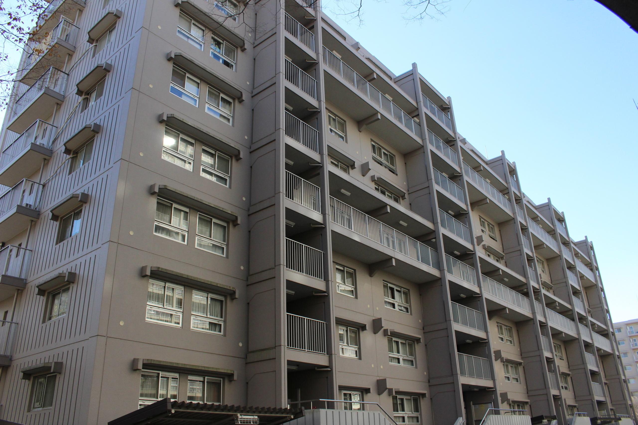 志木ニュ-タウン中央の森弐番街4号棟