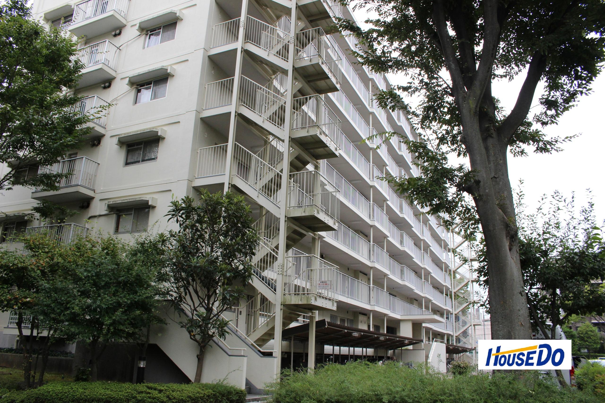 志木ニュ-タウン南の森弐番街8号棟