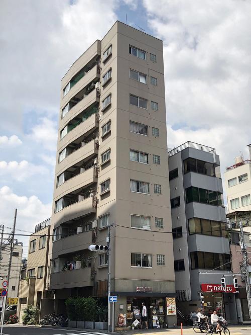 北上野永谷コ-ポラス