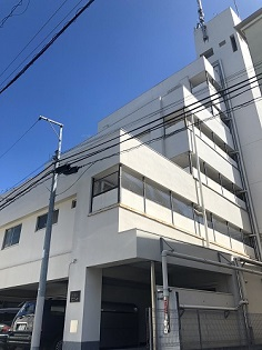 祐天寺第二コ-ポ
