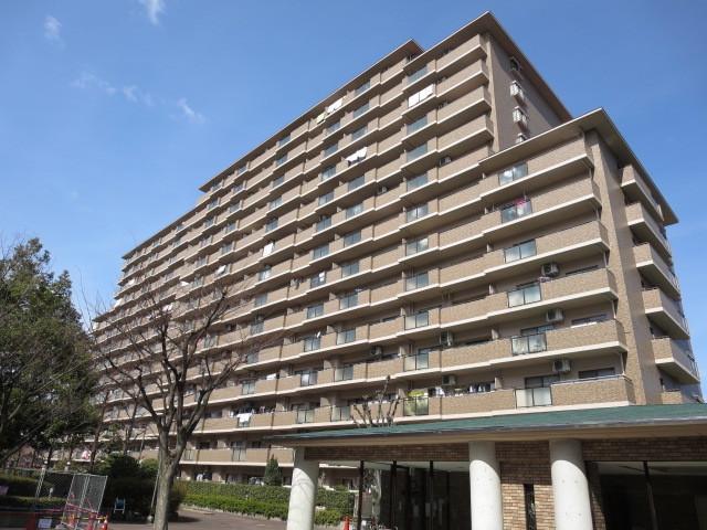 最上階東南角部屋 ヒュ-マンアイランド岩倉A棟